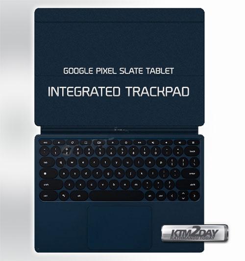 google-pixel-slate-integrated-trackpad
