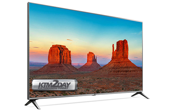 LG launches 75 inch UHD 4K TV in Nepali market – ktm2day com