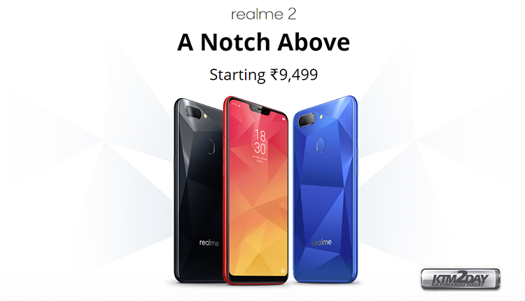 Realme Mobiles Price in Nepal – All models Price and Specs